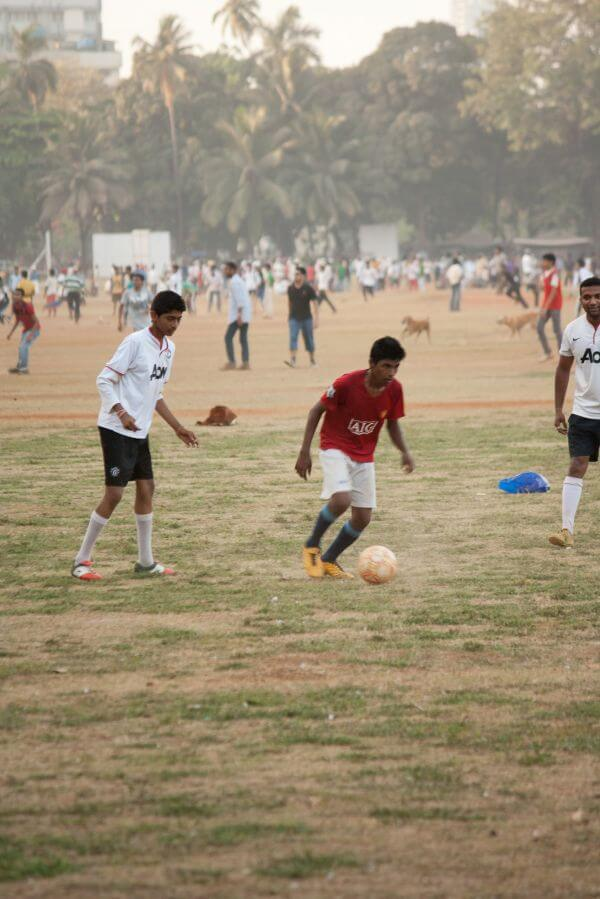 Football Street India photo