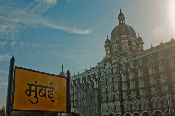 Hotel Taj In Mumbai photo