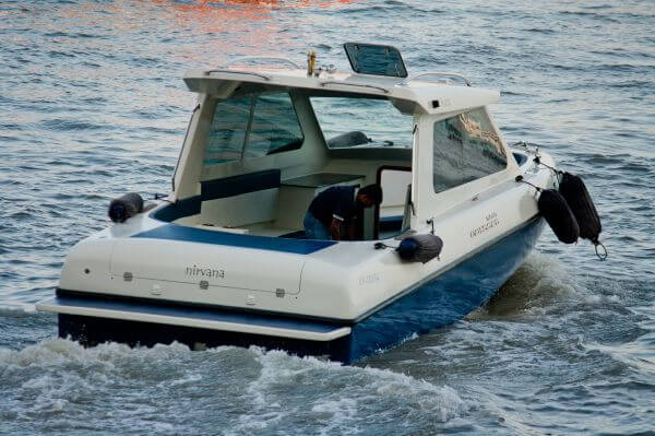Motor Speed Boat photo