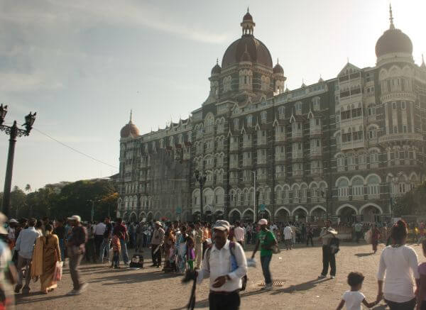 Mumbai Taj Hotel photo