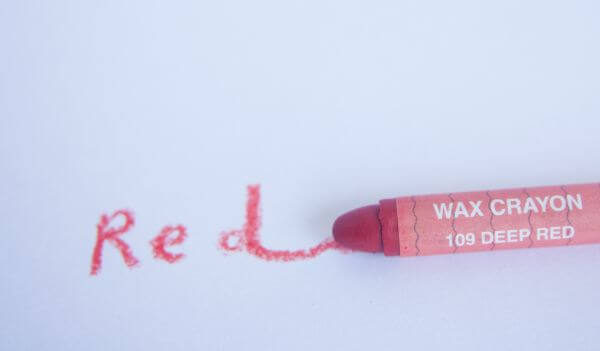 Red Crayon photo