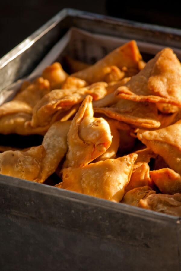 Samosa Indian Dish photo