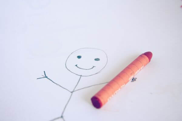 Smiley Drawing photo