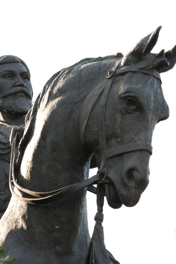Statue Shivaji photo