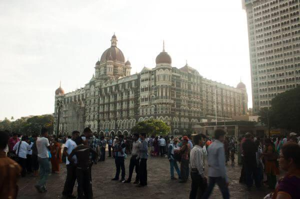 Taj Hotel In Mumbai photo
