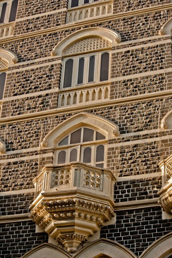 Taj Mahal Hotel Mumbai Grand Windows photo