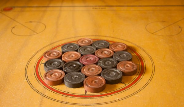 Carrom Indoor Game photo