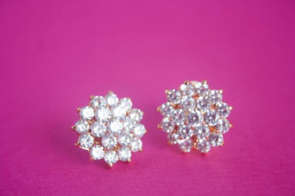 Diamond Earrings photo