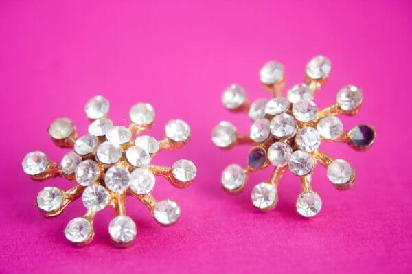 Diamond Jewelry Earring photo
