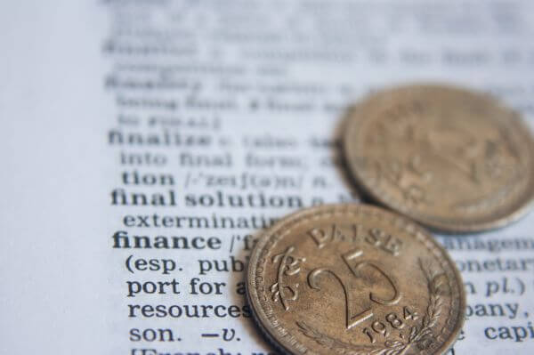 Finance English Dictionary photo