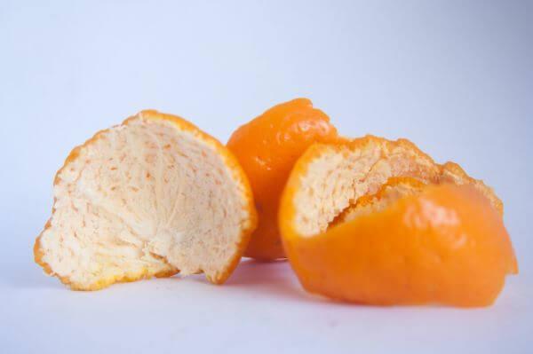 Peel Orange photo
