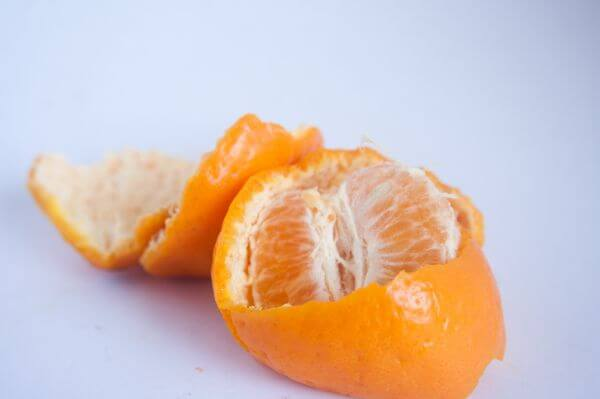 Peeled Orange photo
