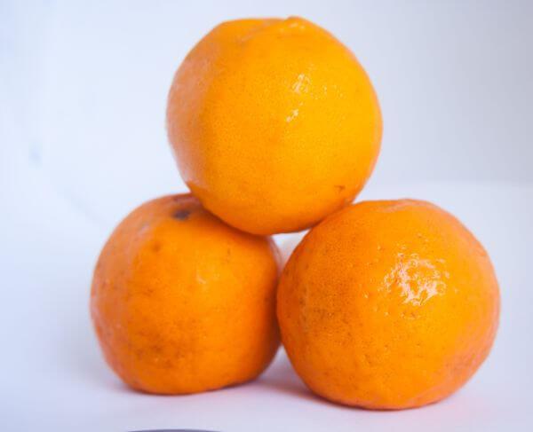 Three Oranges photo
