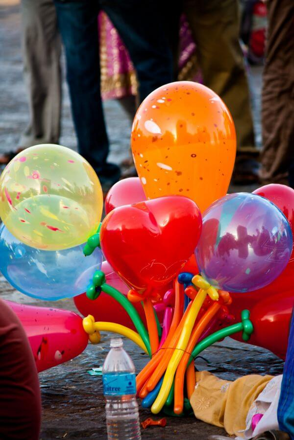 Balloon Seller photo