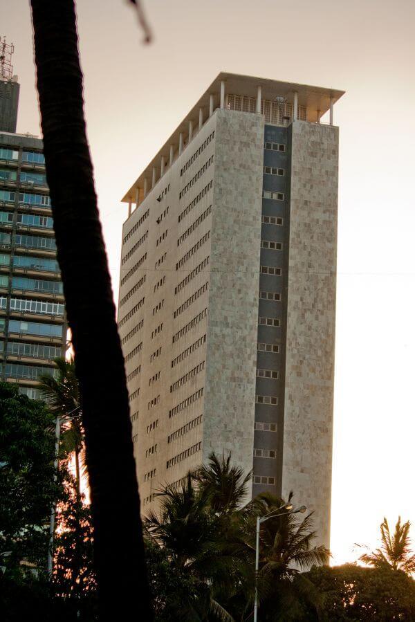 Building Mumbai photo