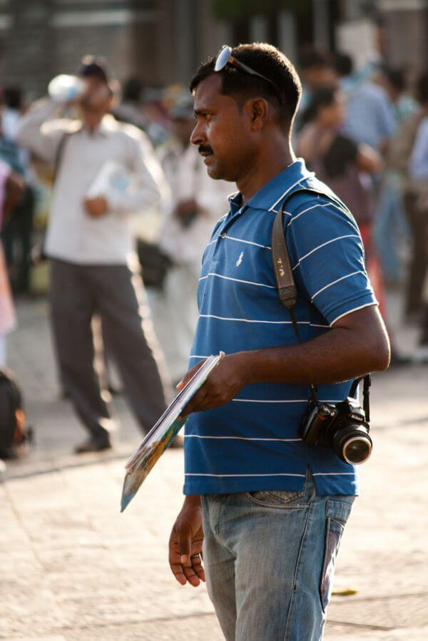 Cameraman Mumbai photo