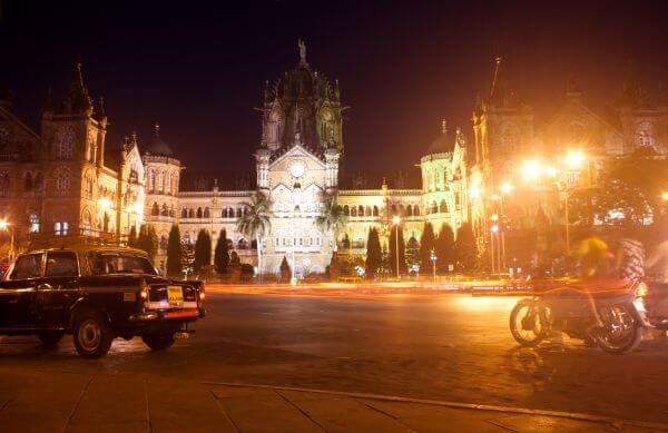Cst Mumbai photo