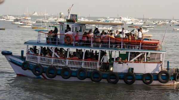 Ferry Overloaded photo