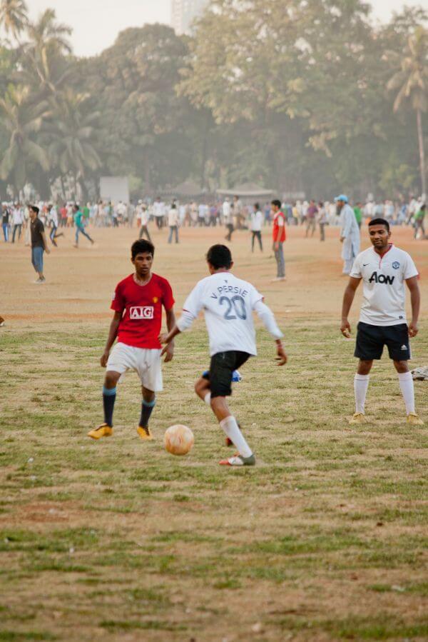 Football Soccer Garden photo