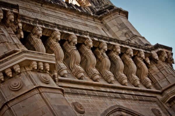 Gateway Of India Closeup photo