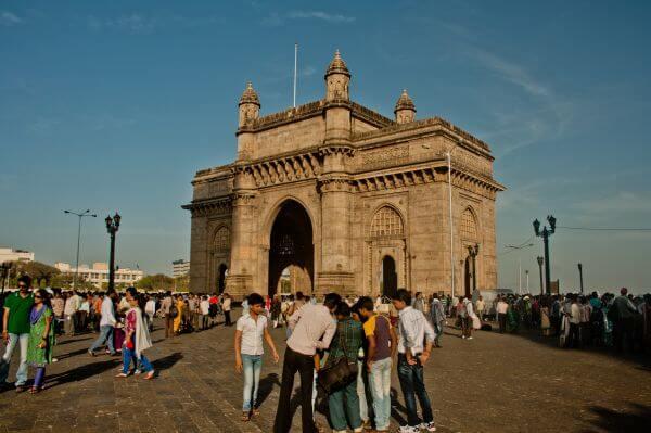 Gateway Of India Tourists photo