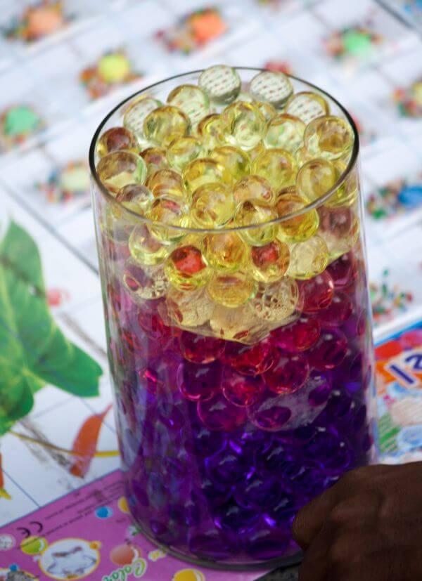 Glass Of Beads photo