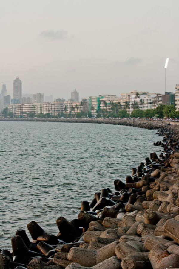 Marine Drive Mumbai photo