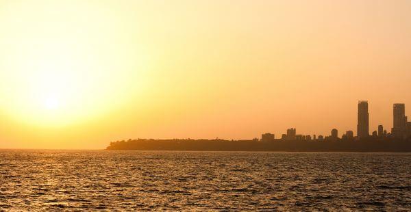 Sea Cityscape View photo