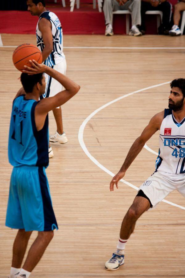 Basketball Action Sports photo