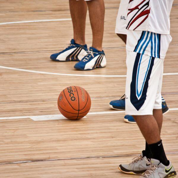 Basketball Court photo