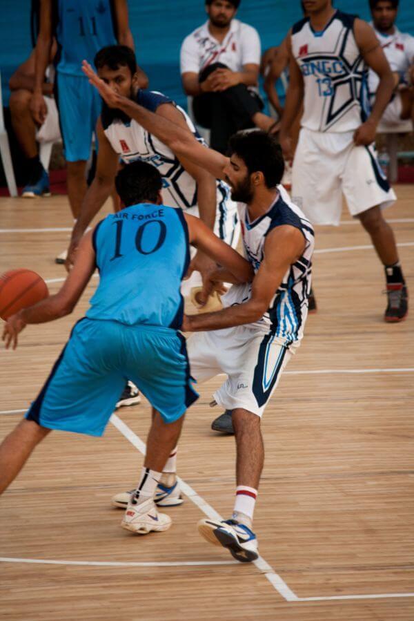 Basketball Game photo