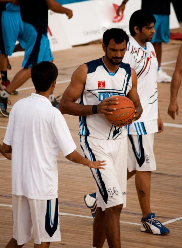 Basketball Game India photo