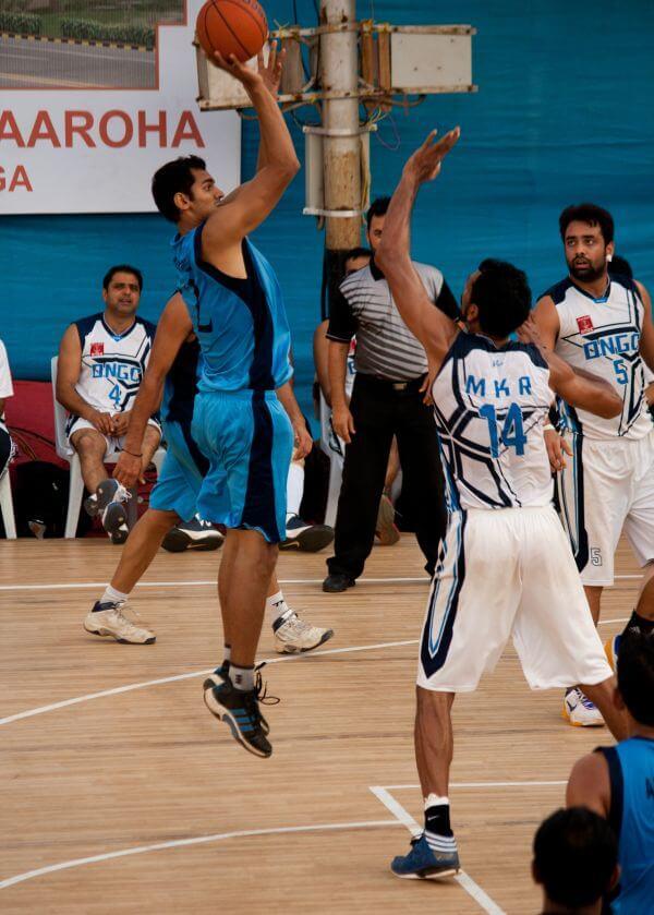 Basketball Jump photo