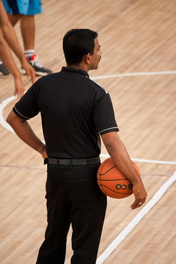 Basketball Official Ball photo