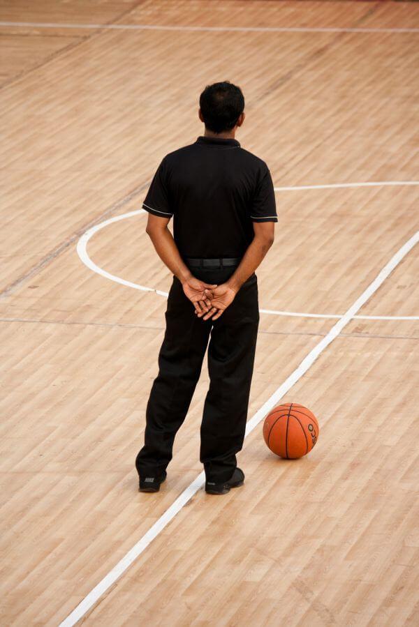 Basketball Official photo