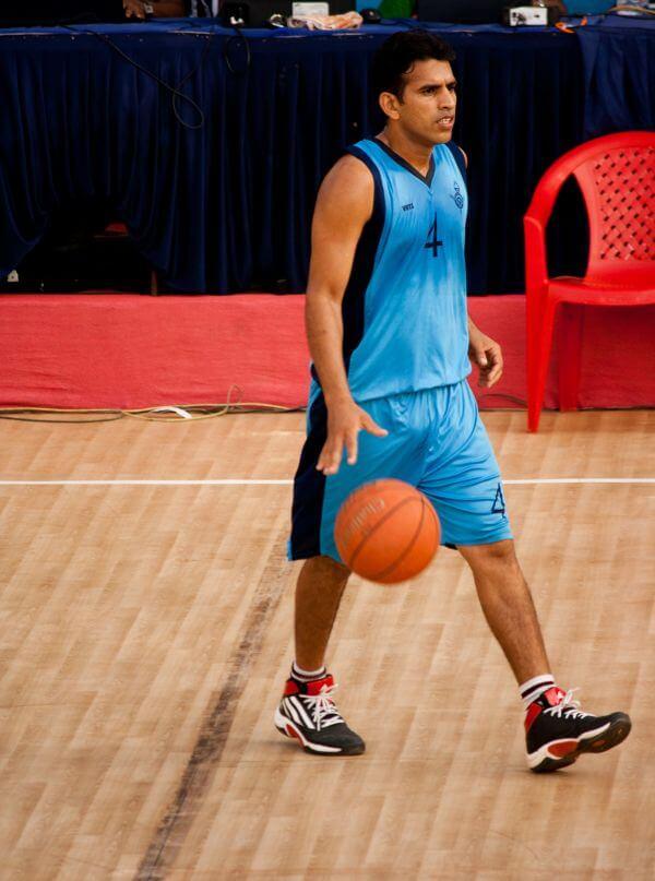 Basketball Player Sport photo