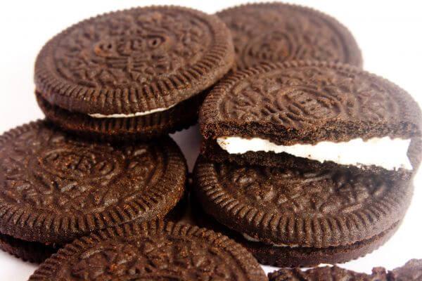 Chocolate Cream Biscuits photo