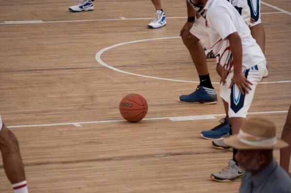 Sports Basketball Players photo