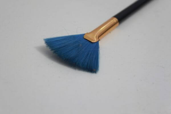 Blue Cleaning Brush 2 photo