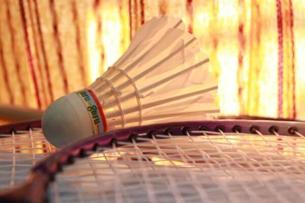 Badminton Shuttle Cocks photo