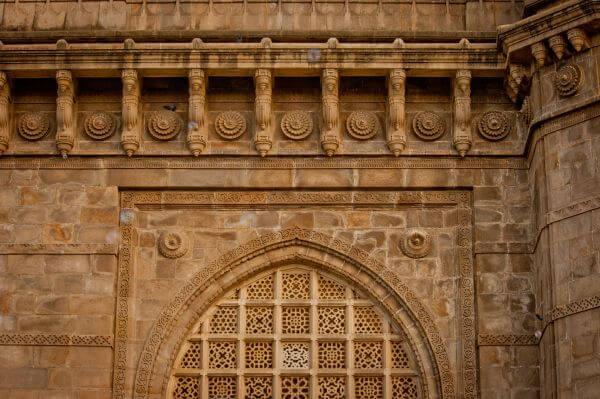 Ancient Architecture Mumbai photo