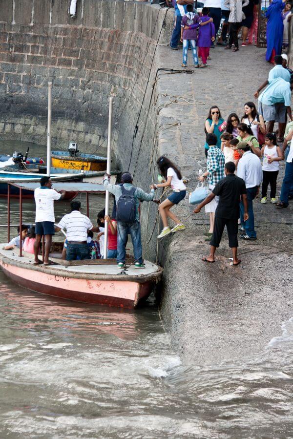 Boating Fun Mumbai photo