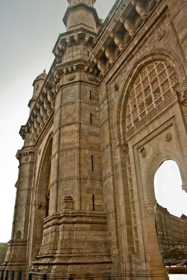 Gateway Of India Sideview photo