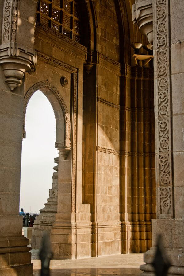 Mumbai Gateway Architecture photo