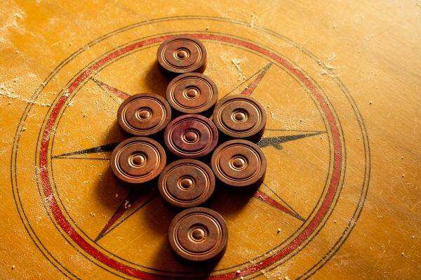 Carrom Ball Coins photo