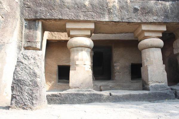 Pillars Old Cave Entrance photo