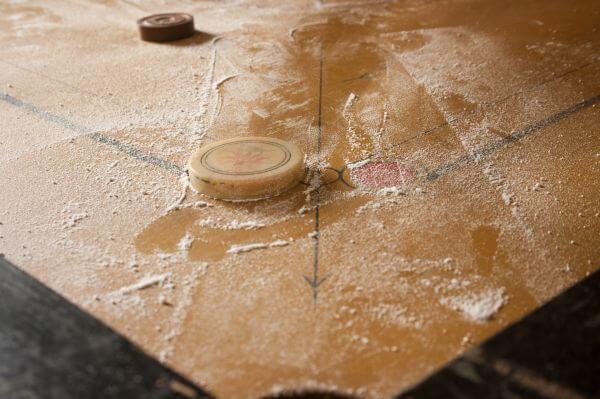Powdered Carrom Board photo