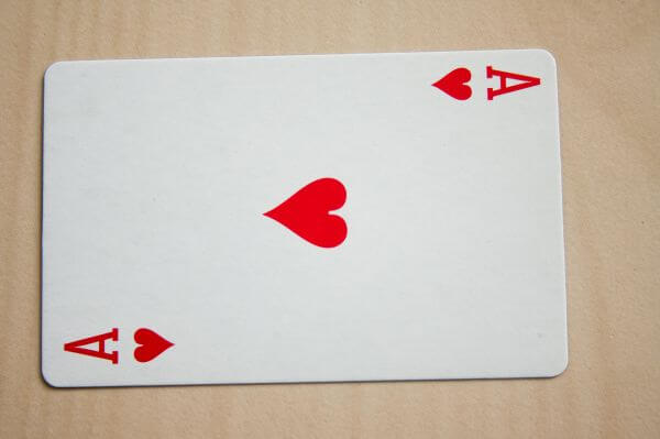 Ace Of Hearts photo