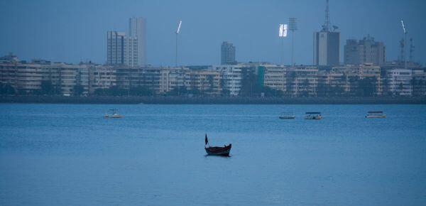 Boats In Sea photo