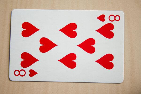 Eight Of Hearts photo